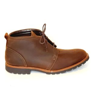 Rockport Men's Charson Brown Oiled Leather Boot